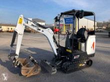 Bobcat E 17 Z used mini excavator