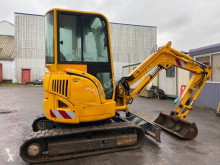 Yanmar VIO 30 mini-excavator second-hand