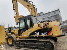 Caterpillar 320D used track excavator