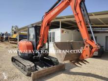 Kubota U50 mini-excavator second-hand
