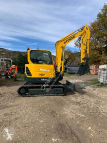 Hyundai R60 CR 9 mini pelle occasion