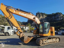 Case CX225SR used track excavator