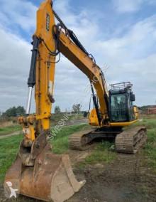 Excavadora JCB JS220LC excavadora de cadenas usada