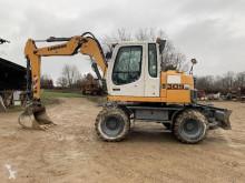 Excavator pe roti Liebherr A309 Litronic