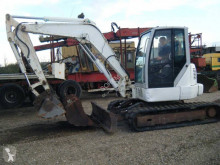 IHI 80 NX mini-excavator second-hand