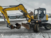 Neuson 9503WD used wheel excavator