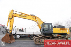 Hyundai R500 LC 7A bucket 2,5m3 + LONG REACH 22M excavator pe şenile second-hand