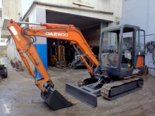 Daewoo 035-plus mini-excavator second-hand