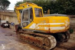 Escavadora JCB JS130 escavadora de lagartas usada