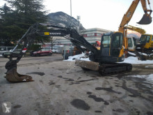 Volvo ECR88D excavator used