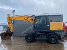 Hyundai Robex 170W-7A escavadora de rodas usada