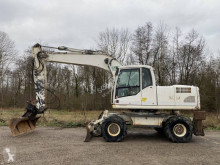 Volvo EW180 C used wheel excavator
