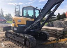 Excavadora Volvo ECR 88 excavadora de cadenas usada