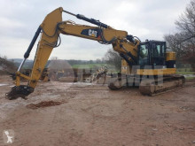Caterpillar 321D LCR excavator pe şenile second-hand