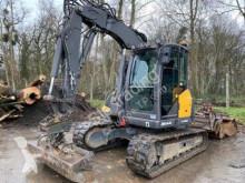 Mecalac 10 MCR excavator pe şenile second-hand