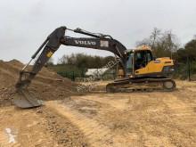 Excavadora Volvo EC220 D excavadora de cadenas usada