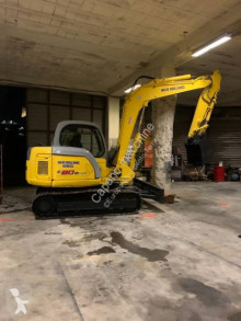 New Holland E 80 mini-excavator second-hand