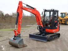 Kubota KX101 3a4 mini-excavator second-hand