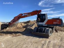 O&K MH 6.50 used wheel excavator