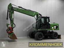 Caterpillar 315 M D | Rototilt used wheel excavator