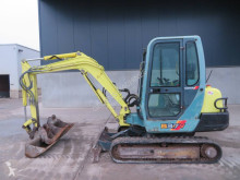 Mini-graafmachine Yanmar B 37 V