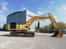 Komatsu track excavator PC490LC-10