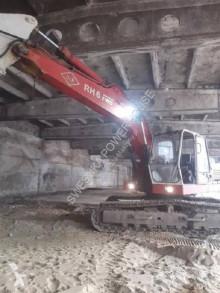 Excavadora O&K RH 6 excavadora de cadenas usada