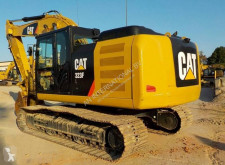 Caterpillar 323F L excavator pe şenile second-hand