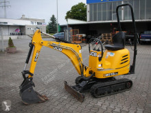 Mini-excavator JCB 8010 CTS mit Herstellergarantie