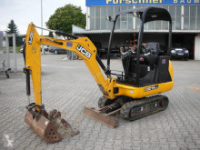 JCB 8014 8014 CTS mit 3 Löffeln used mini excavator