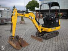 Excavadora JCB 8014 8014 CTS mit 3 Löffeln miniexcavadora usada
