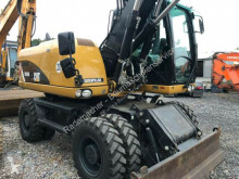 Caterpillar 316 D used wheel excavator