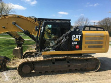 Rýpadlo Caterpillar 336 ELN Oilquick Vorrüstung pásové rýpadlo ojazdený