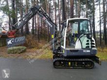 Terex TC 35 - PowerTilt, hydr. Schnellwechsler mini-escavadora usada