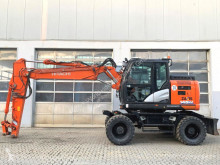 Excavadora Hitachi ZX145W-6 excavadora de ruedas usada