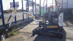 Bobcat E17Z mini-excavator second-hand
