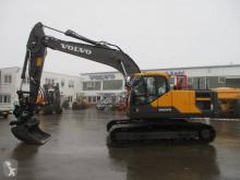 Volvo EC 220 E used track excavator