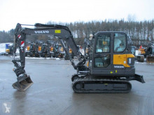 Volvo EC60E mini-excavator second-hand