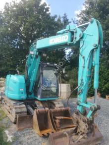 Excavator pe şenile Kobelco SK 75 SR-3