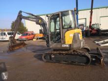 Volvo ECR48 C SUR CHENILLES mini-excavator second-hand