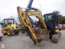 Yanmar VIO57-6A escavadora de lagartas usada