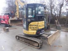 Yanmar VIO38 escavadora de lagartas usada