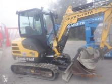 Excavadora excavadora de cadenas Yanmar SV26
