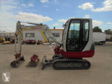 Takeuchi TB 228 used mini excavator