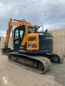 Hyundai R145 LCR 9 used track excavator