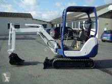 Yanmar SV 17 mini-excavator second-hand
