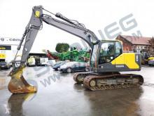 Volvo EC140EL used track excavator