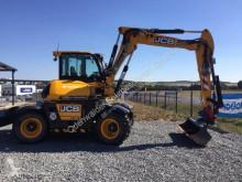 JCBHydradig 110W 轮胎式挖掘机 二手