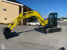 Yanmar VIO 75 mini-excavator second-hand