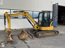 Caterpillar 305D CR mini-excavator second-hand